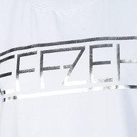 """T-Shirt """"Label Foil White"""" (3)"""